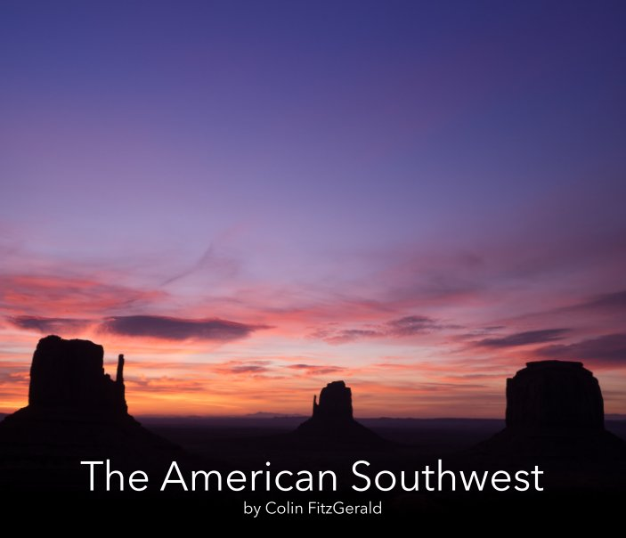 View The American Southwest by Colin FitzGerald