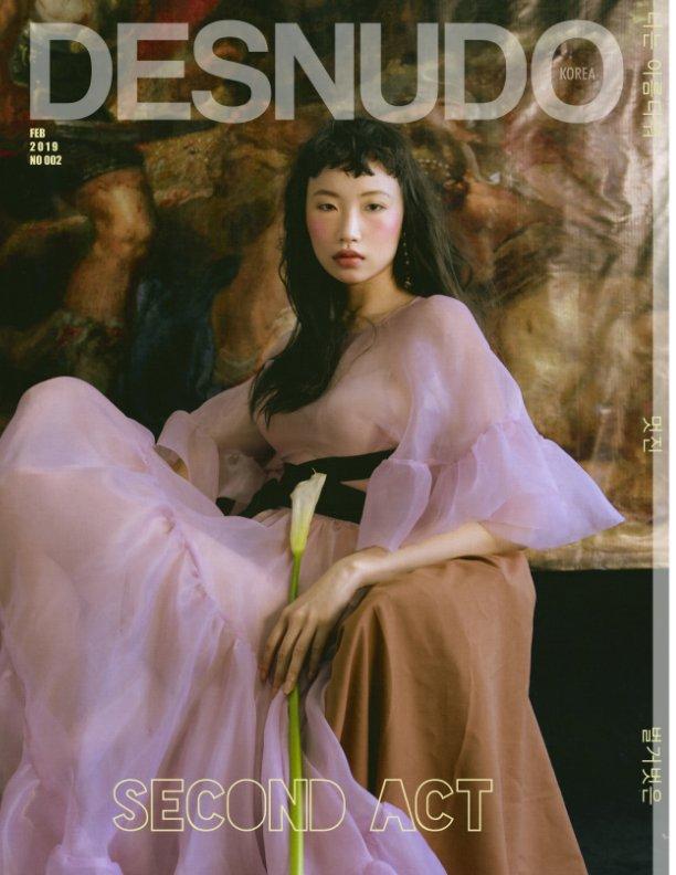 View Desnudo Korea by Desnudo Magazine
