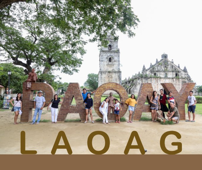 View Laoag by Art Hernandez Photography
