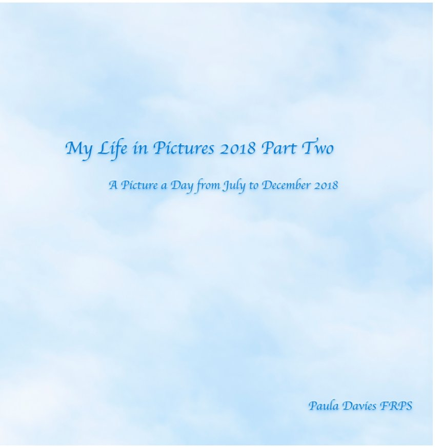 View My Life in Pictures 2018 Part 2 by Paula Davies FRPS