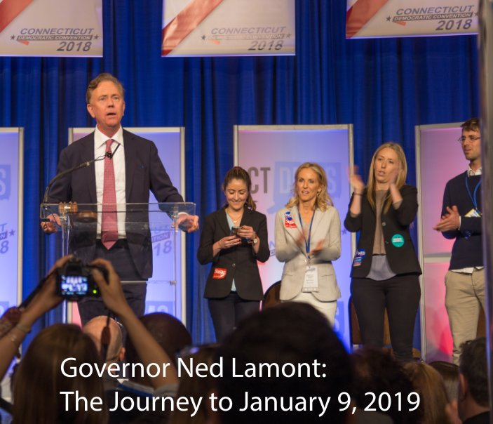 View Governor Ned Lamont by Frank Gerratana, MD