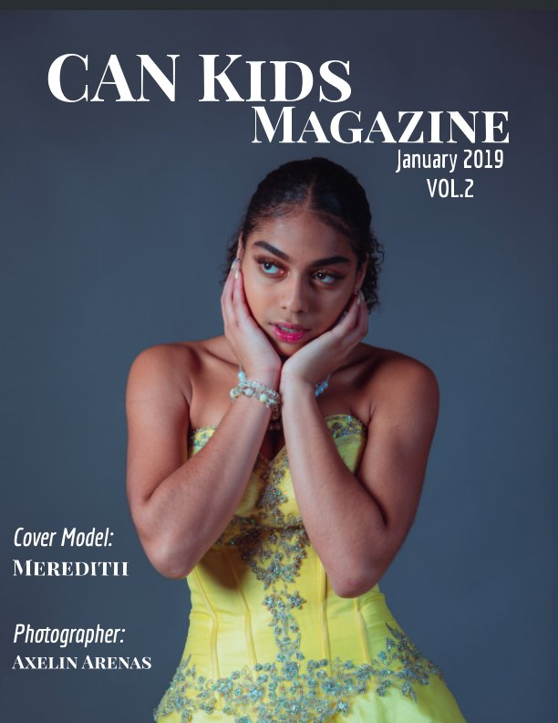 View JANUARY 2019 Vol.2 by CANKids Magazine