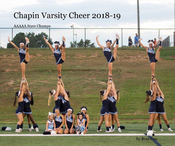 View Chapin Varsity Cheer 2018-19 by Brad Cox