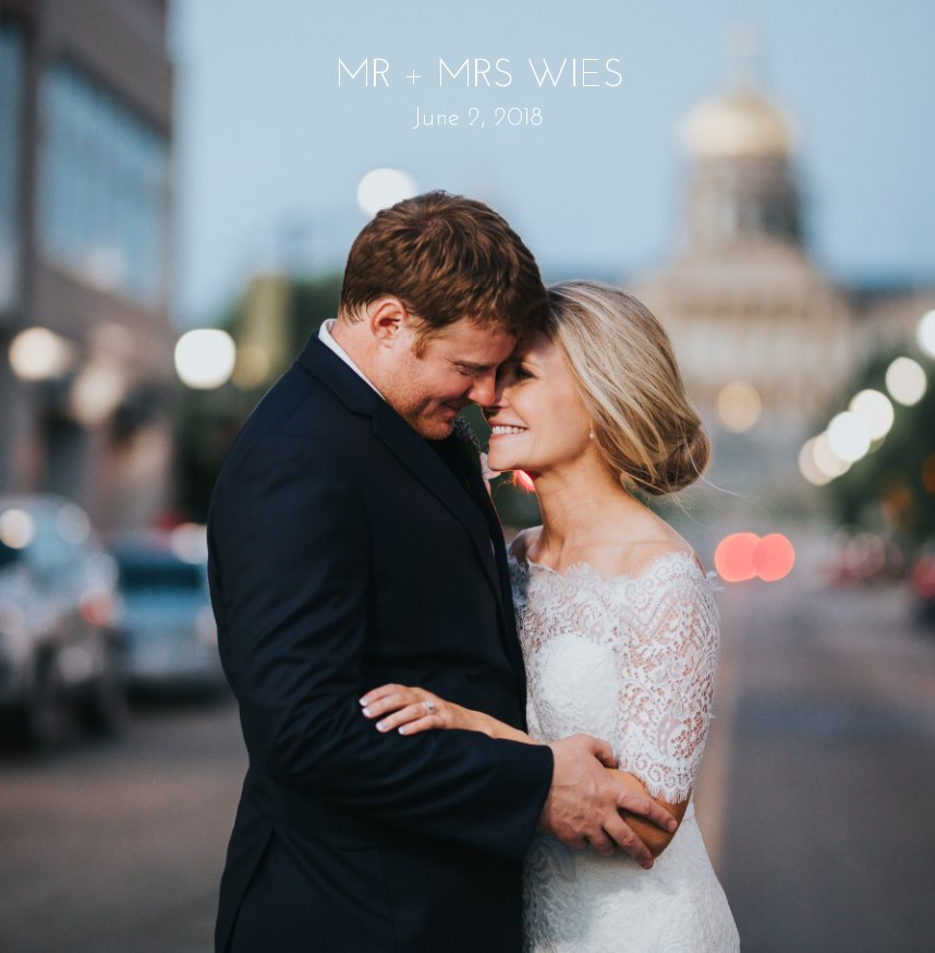 View Mr + Mrs Wies by Two Hoyles Photography