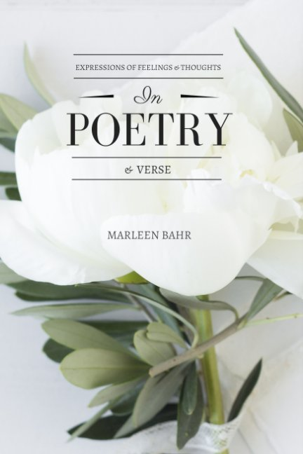 View Poetry and Verse by Marleen Bahr