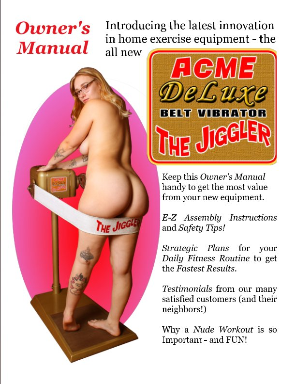 View The JIGGLER Owners Manual by ArtiztikFoto