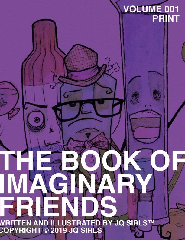 View The Book of Imaginary Friends by JQ SIRLS