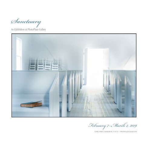 View Sanctuary, Softcover by PhotoPlace Gallery