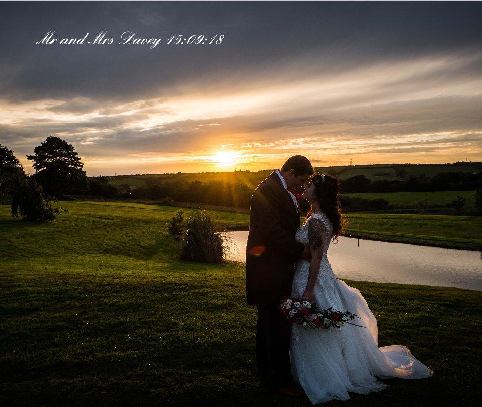 Ver Mr and Mrs Davey 15:09:18 por Alchemy Photography