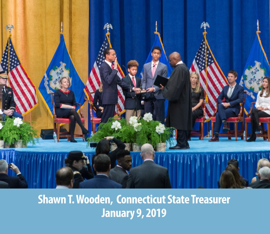 View Shawn T. Wooden, CT State Treasurer by Frank Gerratana, MD
