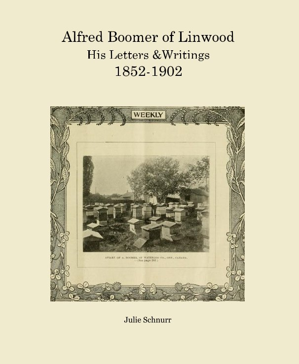 View Alfred Boomer of Linwood His Letters  and Writings 1852-1902 by Julie Schnurr