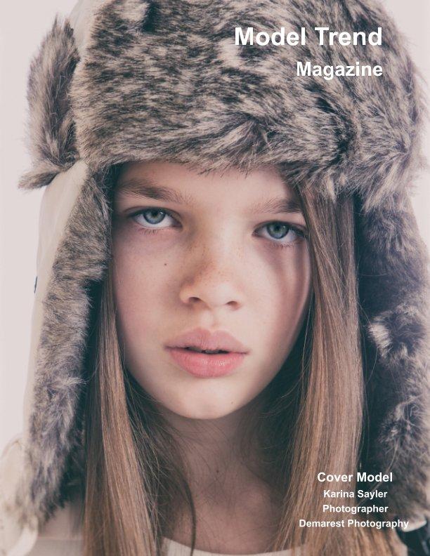 View Model Trend Magazine Vol 12 by Christine