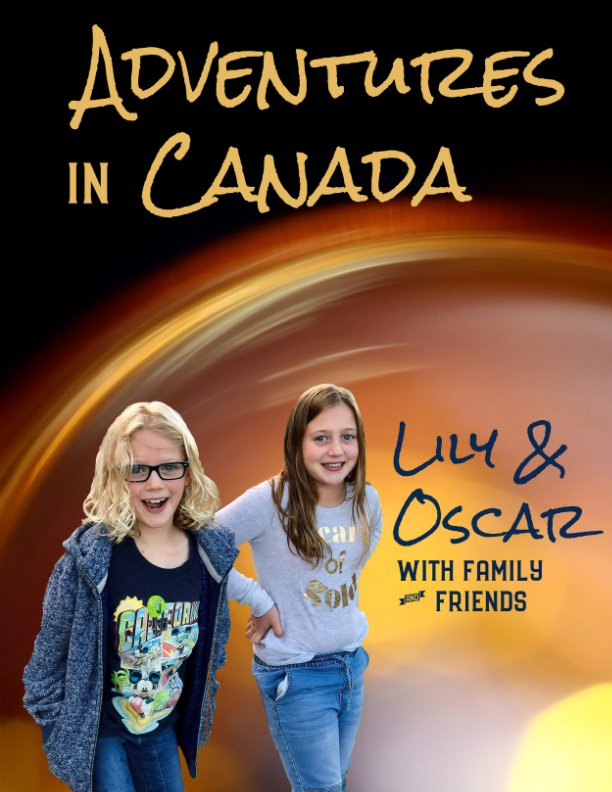 View Adventures in Canada by Cathryn Wellner