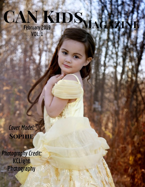 View February 2019 VOL.1 by CAN Kids Magazine