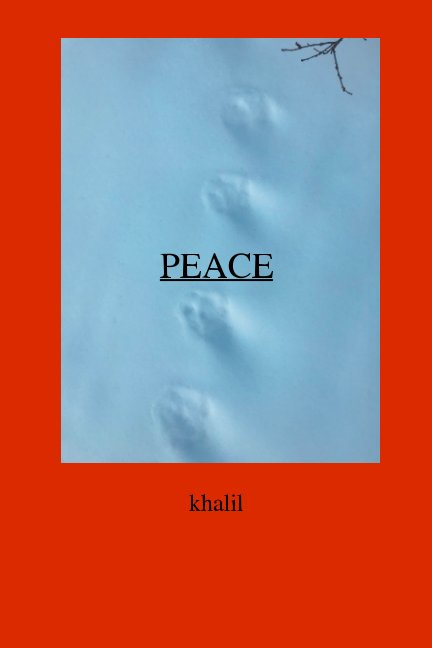 View Peace by khalil