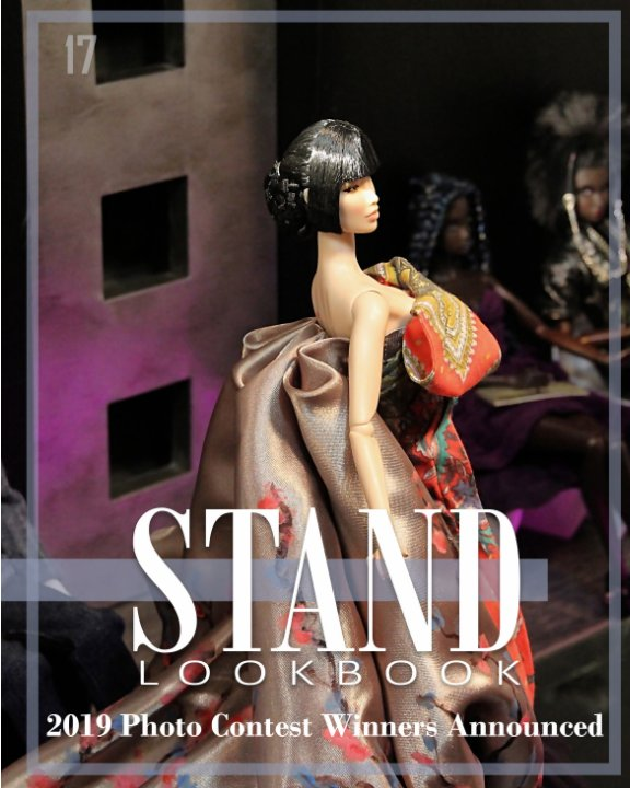 View STAND, Lookbook - Volume 17 Fashion Cover by STAND