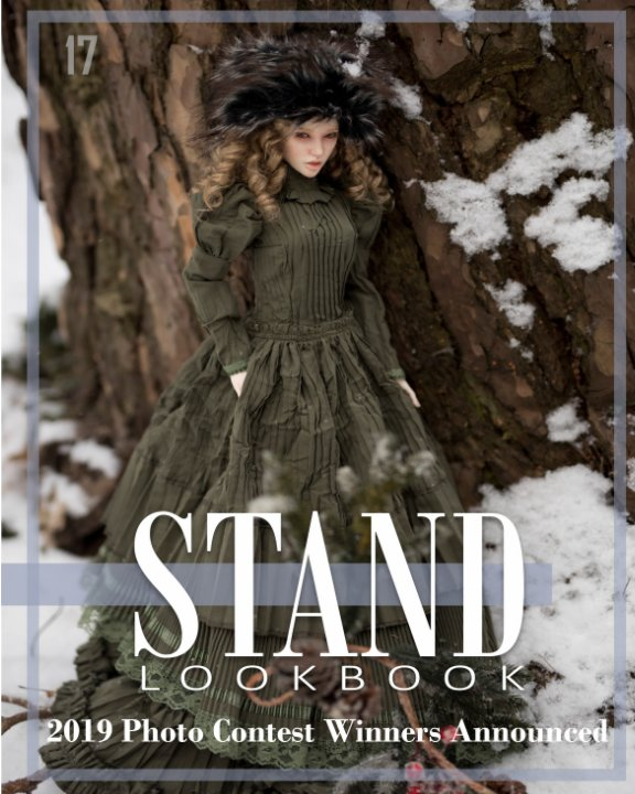 View STAND, Lookbook - Volume 17 BJD by STAND