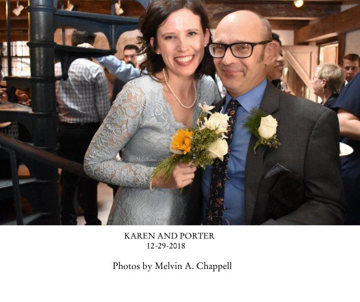 Ver Karen and Porter                                                   12-29-2018 por Photos by Melvin A. Chappell