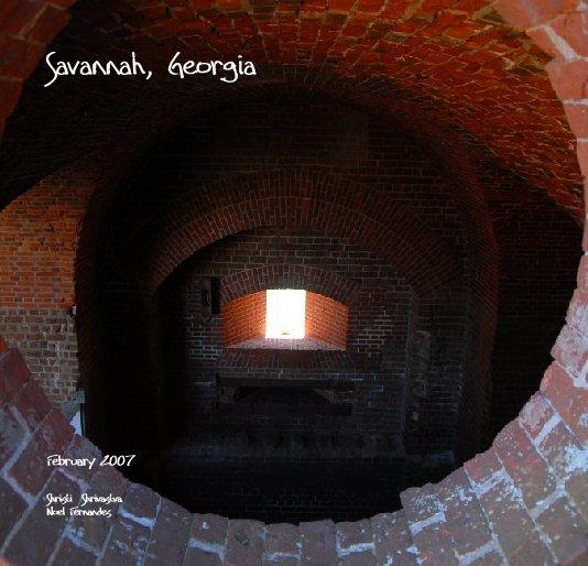 View Savannah, Georgia by Shristi  Shrivastva Noel Fernandes