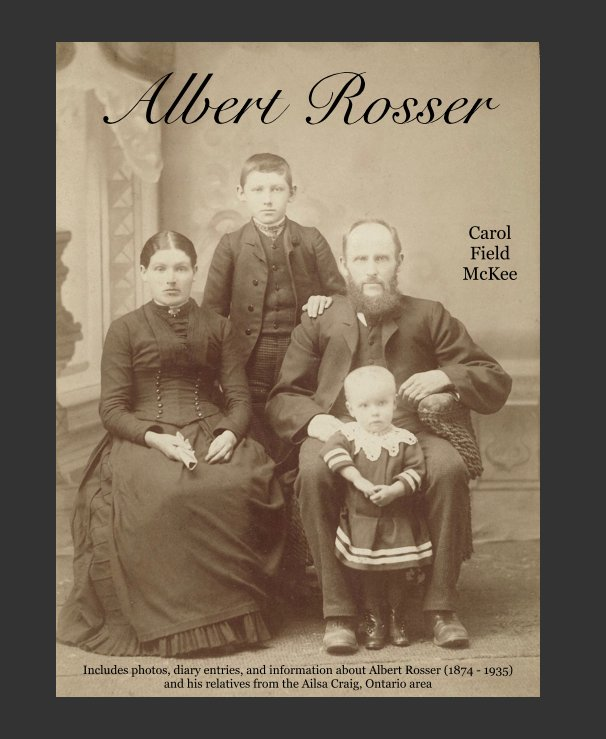 Ver Albert Rosser por Carol Field McKee