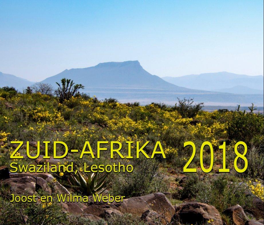 View Zuid-Afrika 2018 by Joost Weber, Wilma Weber