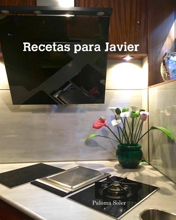 View Recetas para Javier by Paloma Soler