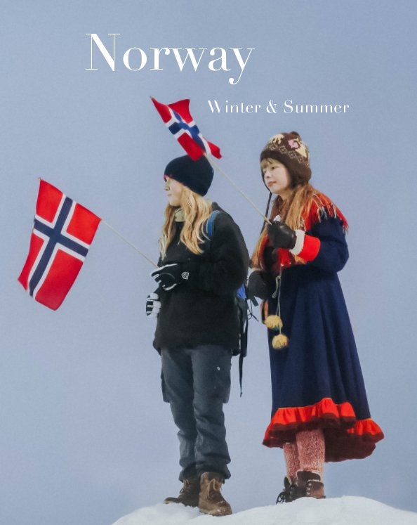 View Norway. Winter and Summer by Francisco Aravena