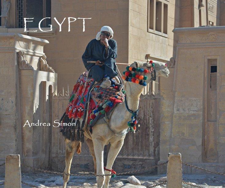 View Egypt by Andrea Simon