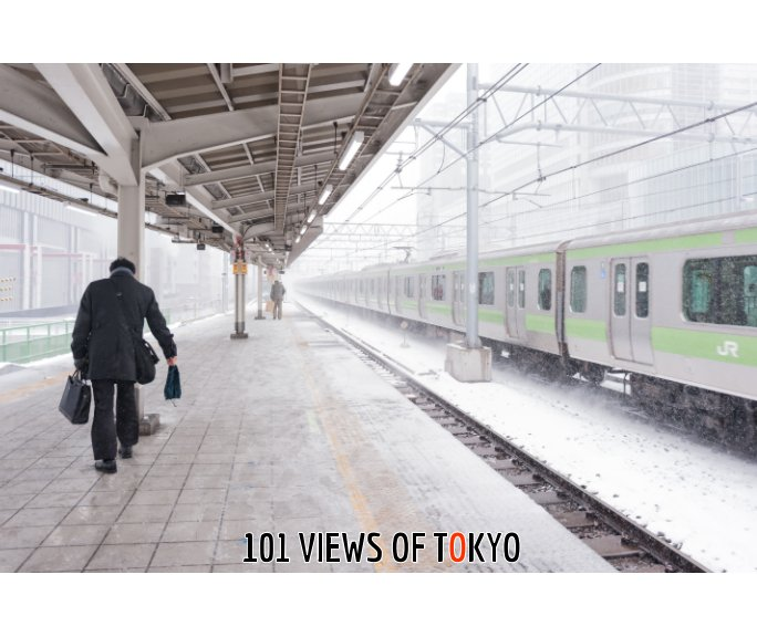View 101 Views of Tokyo by William Sean Brecht