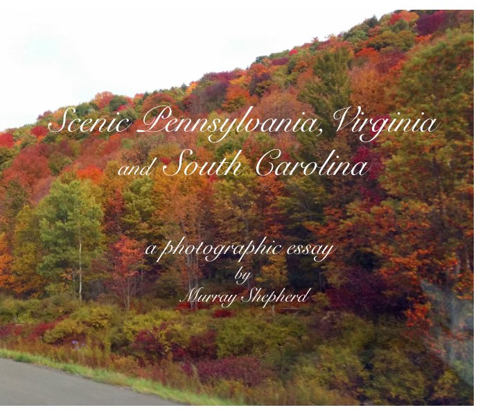 View Scenic Pennsylvania, Virginia and South Carolina by Murray Shepherd