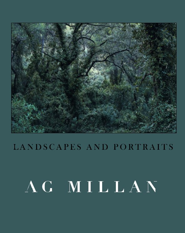 View Landscapes and portraits by AG Millan