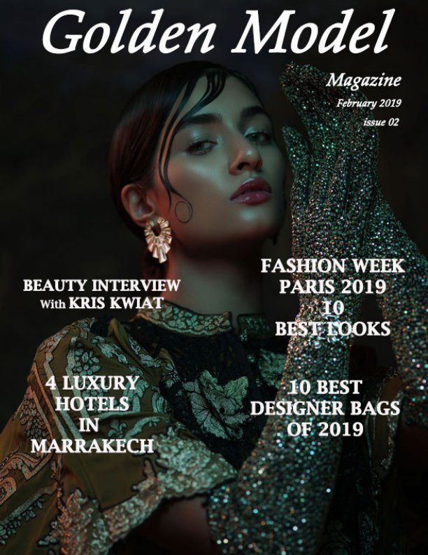 View Golden Model Magazine February 2019 by Cyrille KOPP