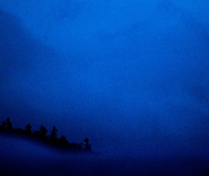 View midnight blue iv by e. oehlkers wright