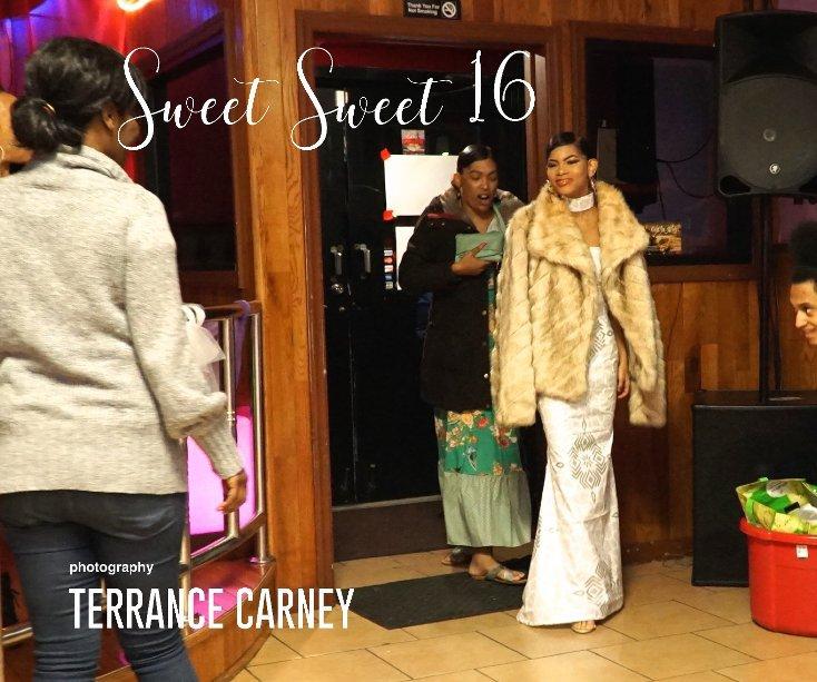 View Sweet Sweet 16 by Terrance Carney