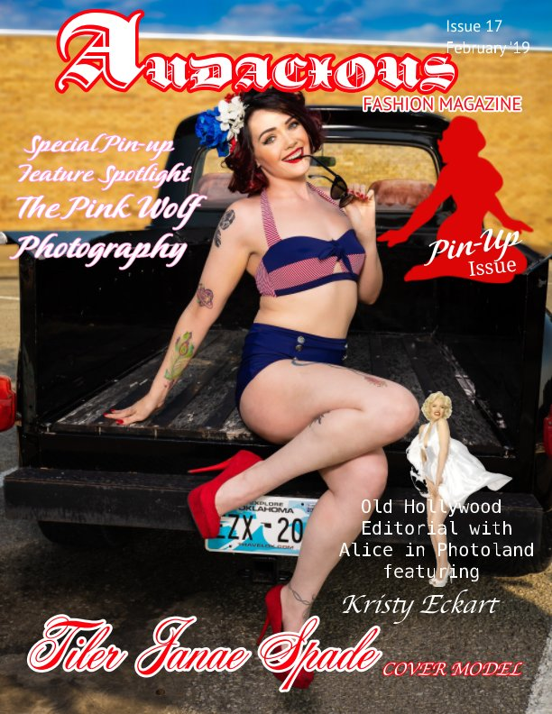 View Pin-up Issue 17 by Liz Hallford