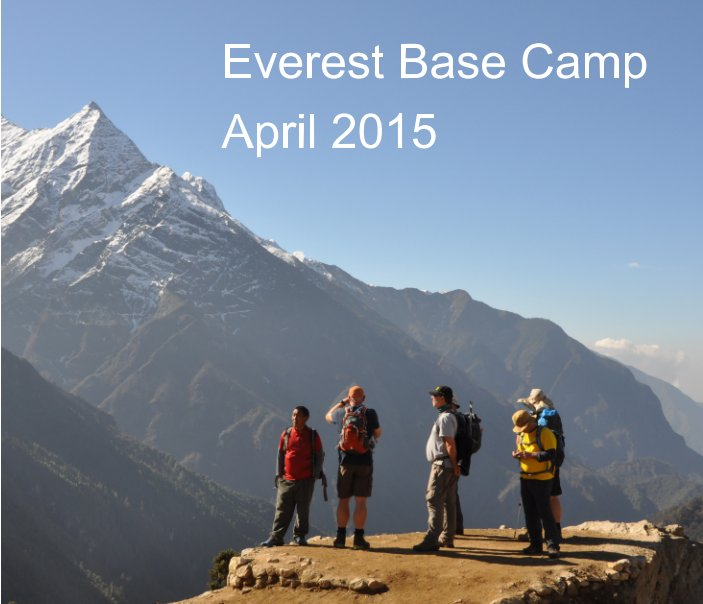 View EBC Trek April 2015 Book by The EBC Team