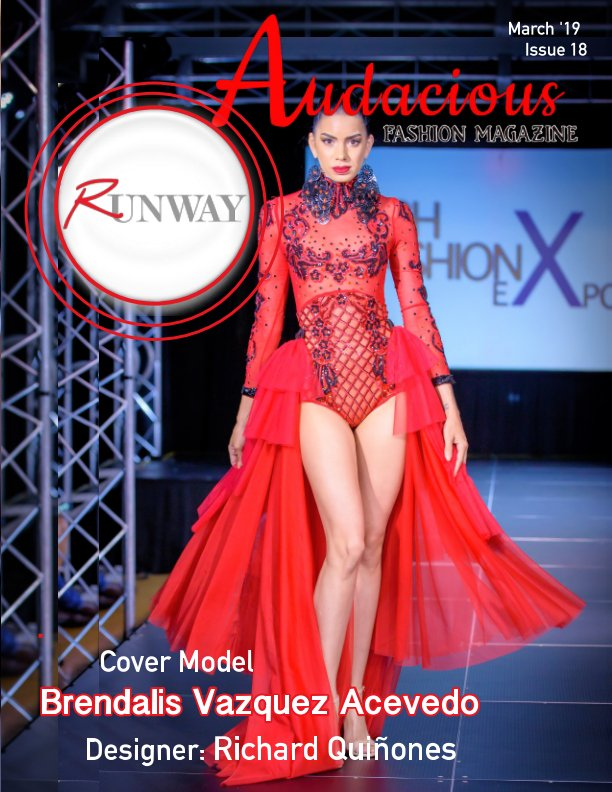 View Runway March '19 Issue 18 by Liz Hallford
