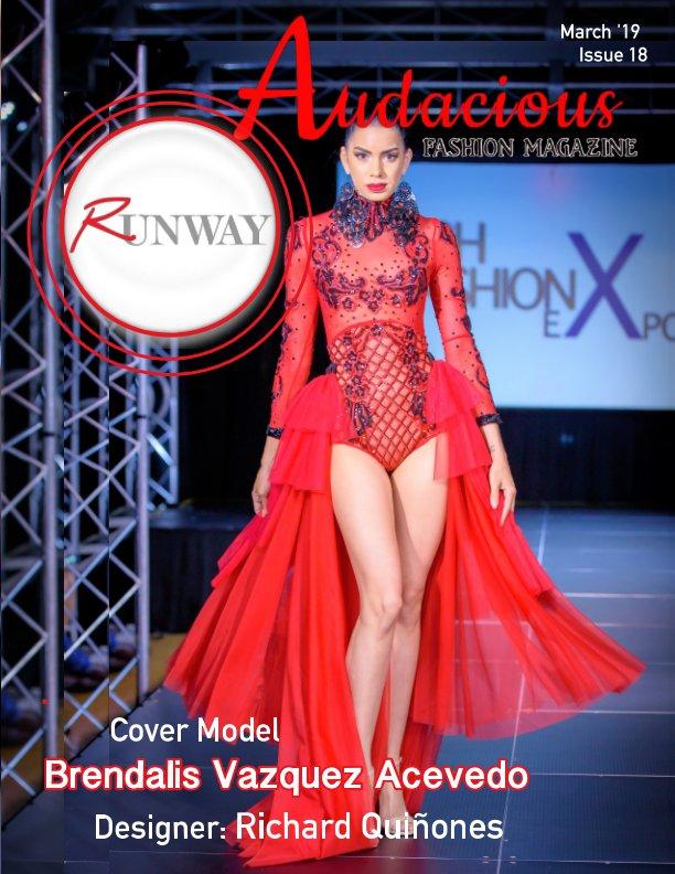 Runway March '19 Issue 18 nach Liz Hallford anzeigen