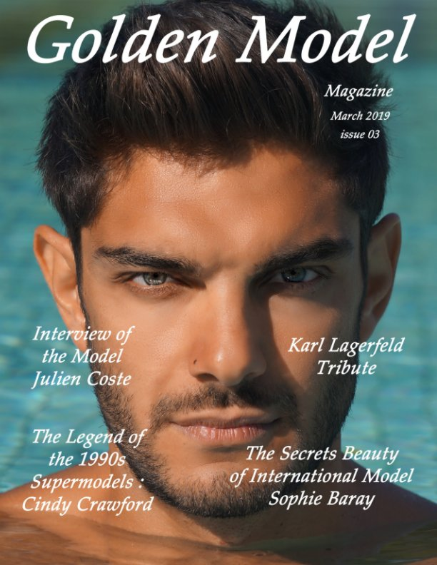 View Golden Model Magazine March Issue 3 by Cyrille KOPP
