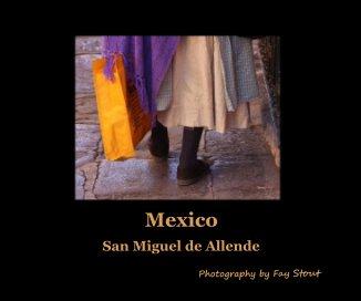 Mexico - Travel photo book