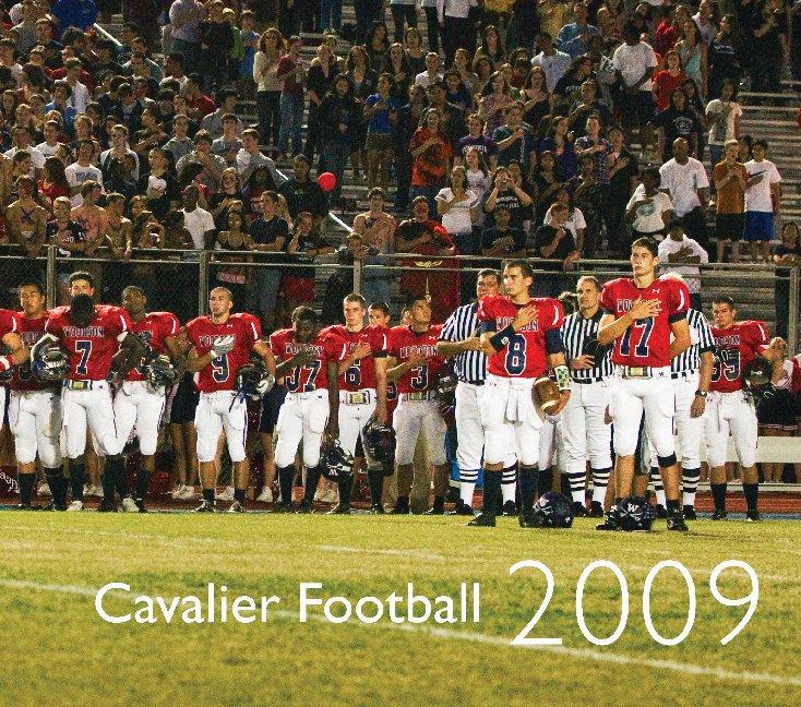 View Cavalier Football 2009 by David Brooks