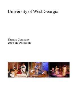 University of West Georgia 08-09 season - photo book
