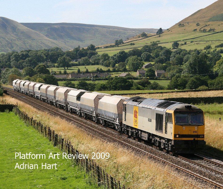 View Platform Art Review 2009 by Adrian Hart