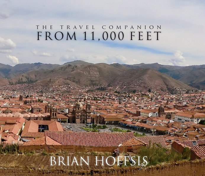 View The Travel Companion from 11,000 Feet by Brian Hoffsis
