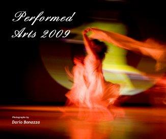 Performed Arts 2009 - Libri d'arte e fotografia fotolibro