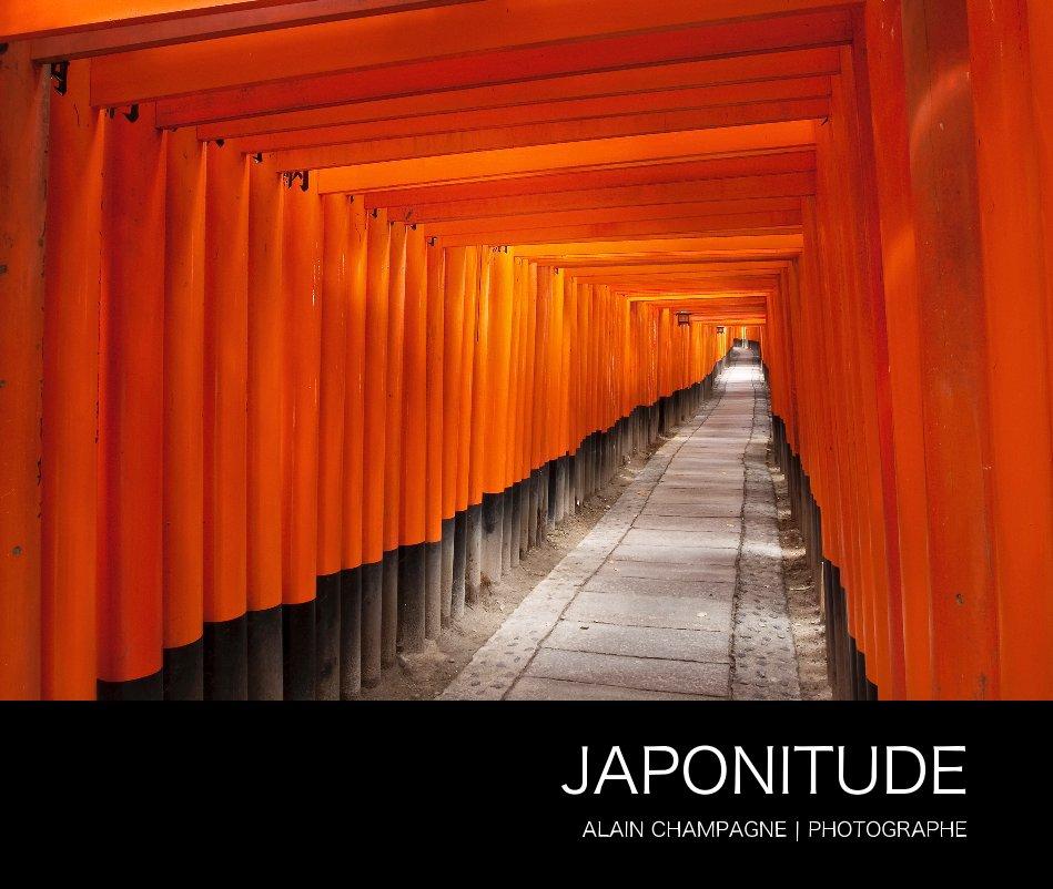 View JAPONITUDE large landscape by Alain Champagne