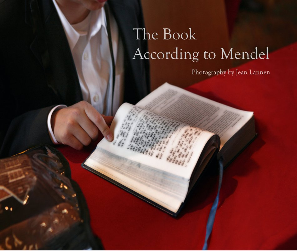 View The Book According to Mendel by Photography by Jean Lannen