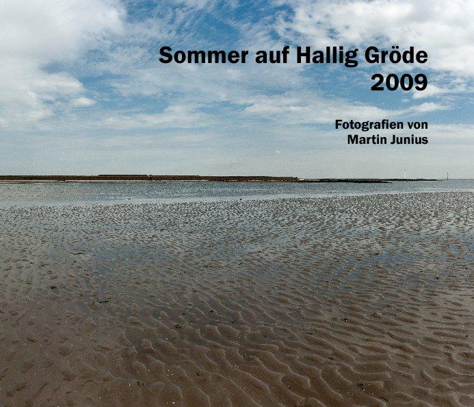 Sommer auf Hallig Gröde 2009 nach Martin Junius anzeigen