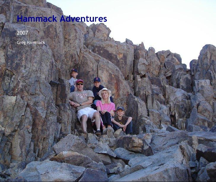 View Hammack Adventures by Greg Hammack