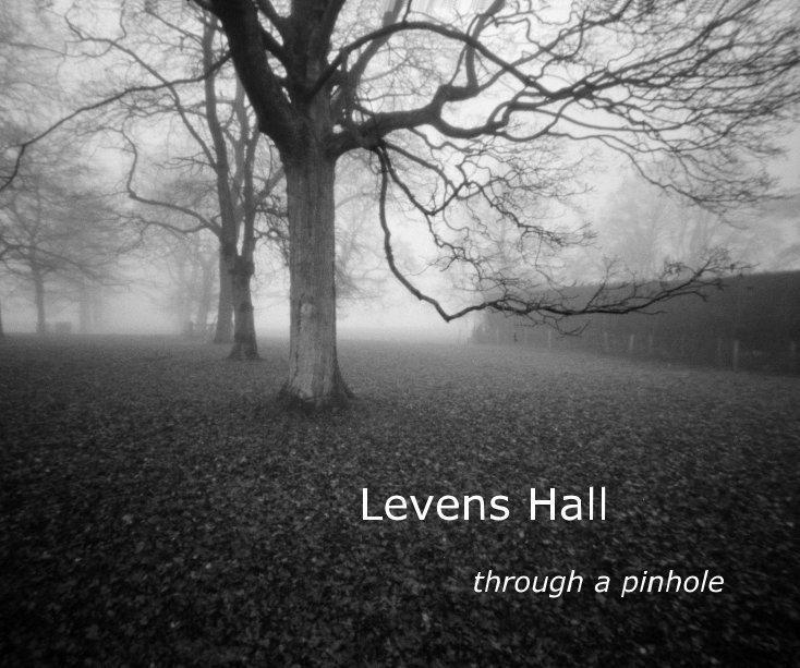 View Levens Hall through a pinhole by Bridson, Whitehead, Whitwham